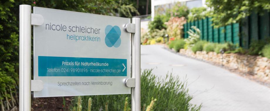 Praxis für Naturheilkunde Nicole Schleicher - Heilpraktikerin